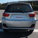Honda Mobilio rear
