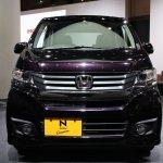 Honda N-WGN Custom front