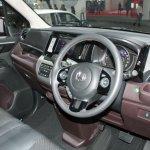 Honda N-WGN Custom interiors