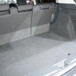 Honda Vezel boot space