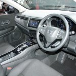 Honda Vezel dashboard