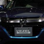 Honda Vezel grille