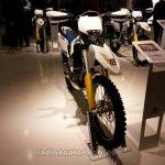 Husqvarna Enduro and Motorcross range at EICMA-13