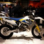 Husqvarna Enduro and Motorcross range at EICMA-14