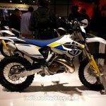 Husqvarna Enduro and Motorcross range at EICMA-15