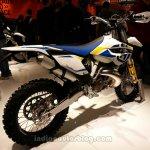 Husqvarna Enduro and Motorcross range at EICMA-16