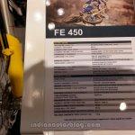 Husqvarna Enduro and Motorcross range at EICMA-24