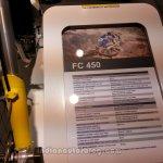 Husqvarna Enduro and Motorcross range at EICMA-34