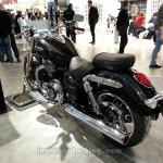 2014 Triumph Thunderbird Commander rear three quarter angle