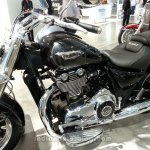 2014 Triumph Thunderbird Commander engine