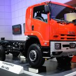 Isuzu Forward 6x6