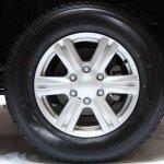 Isuzu MU-X wheel