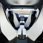 Jaguar C-X17 Dubai show