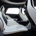 Jaguar C-X17 Dubai show rear seat
