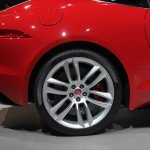 Jaguar F-Type R Coupe at LA Auto Show wheel design