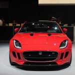 Jaguar F-Type R Coupe at LA Auto Show