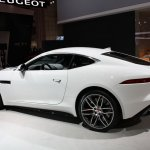 Jaguar F-Type R Coupe side