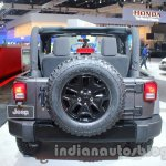 Jeep Wrangler Willys Edition rear