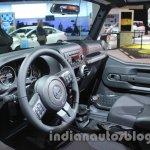 Jeep Wrangler Willys Edition Interior