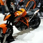 KTM 1290 Super Duke R front three quarters