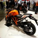 KTM 1290 Super Duke R rear three quarters