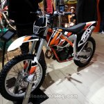 KTM Freeride 250 R front three quarters
