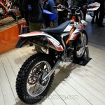 KTM Freeride 350 rear three quarters