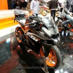 KTM RC125 front three quarters