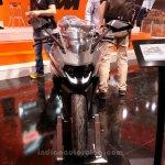 KTM RC125 front