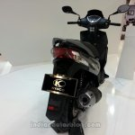 KYMCO 16+ Agility 125 rear three quarters