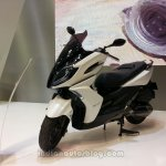KYMCO K-XCT 300i ABS front three quarters