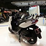 KYMCO K-XCT 300i ABS rear three quarters