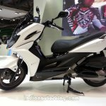 KYMCO K-XCT 300i ABS side view