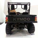 KYMCO UXV 700i rear view