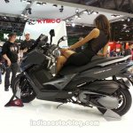 KYMCO XCITING 400i ABS side view