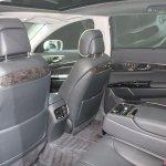 LA 2015 KIA K900 REAR SEATS
