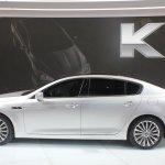 LA 2015 KIA K900 SIDE