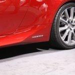 Lexus RC Coupe badge