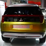 MITSUBISHI Concept AR rear three quarter