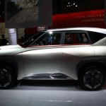 MITSUBISHI Concept GC-PHEV side left