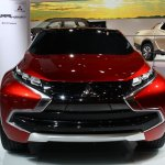 MITSUBISHI Concept XR-PHEV front