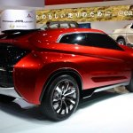 MITSUBISHI Concept XR-PHEV rear three quarters