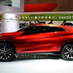 MITSUBISHI Concept XR-PHEV side left