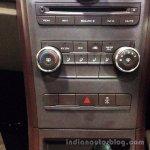 Mahindra XUV500 W4 aircon controls