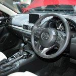 Mazda3 SKYACTIV-CNG dashboard