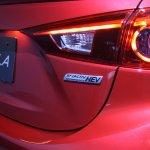 Mazda3 SKYACTIV-Hybrid badge
