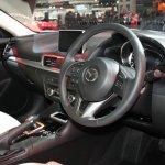 Mazda3 SKYACTIV-Hybrid dashboard