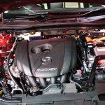 Mazda3 SKYACTIV-Hybrid powertrain