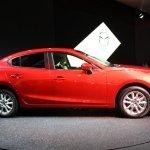 Mazda3 SKYACTIV-Hybrid profile