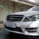 Mercedes Benz C Class Edition C amg bumper